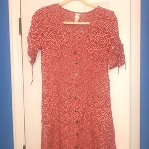H&M Floral Dress Size 6